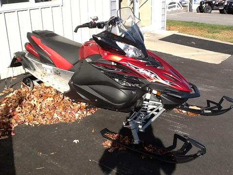 2011 Yamaha Apex in Laconia, New Hampshire