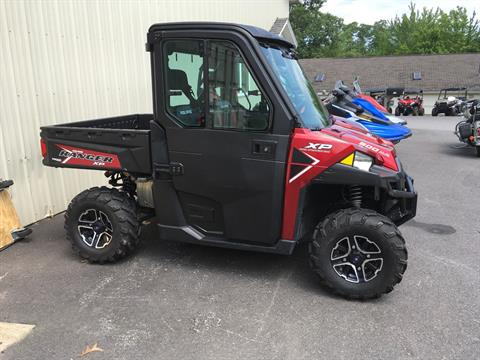 2016 Polaris Ranger XP 900 EPS NorthStar Edition in Laconia, New Hampshire
