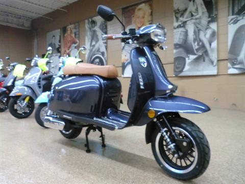 2020 Genuine Scooters Royal Alloy GT150 in Downers Grove, Illinois - Photo 1