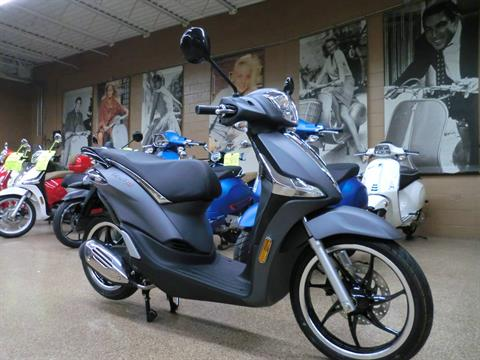 2020 Piaggio Liberty S 50 in Downers Grove, Illinois - Photo 1