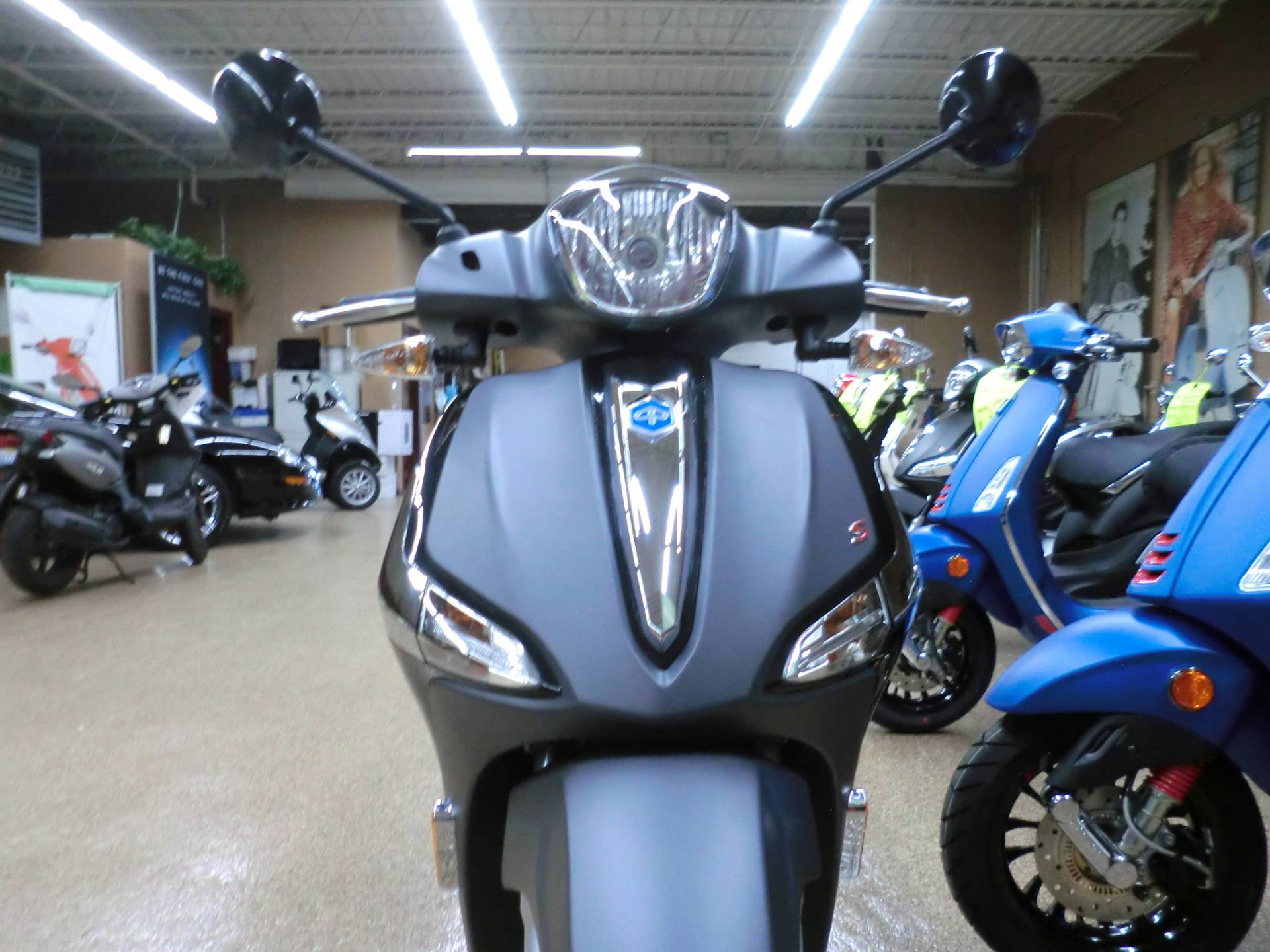 2020 Piaggio Liberty S 50 in Downers Grove, Illinois - Photo 2