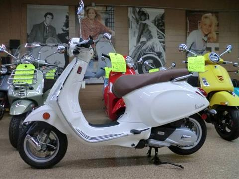 2018 Vespa Primavera 150 in Downers Grove, Illinois