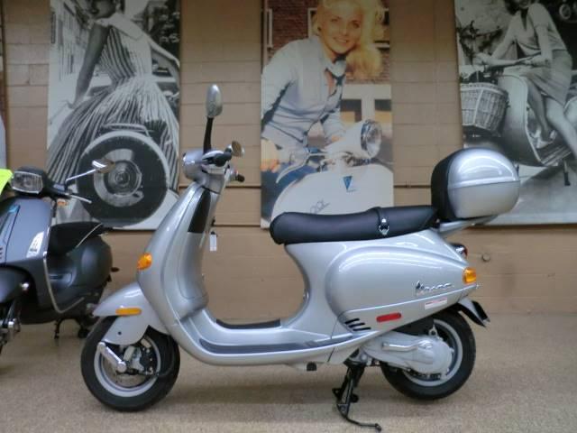 2001 Vespa ET2 50 4