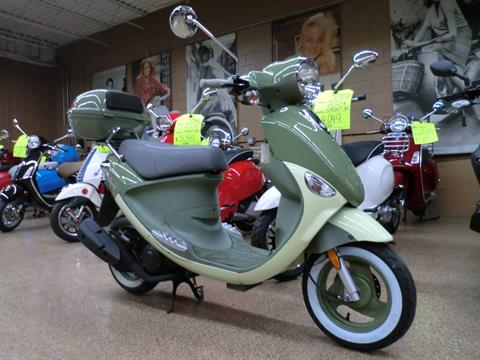 2009 Genuine Scooters Buddy Little International Italia 50 in Downers Grove, Illinois