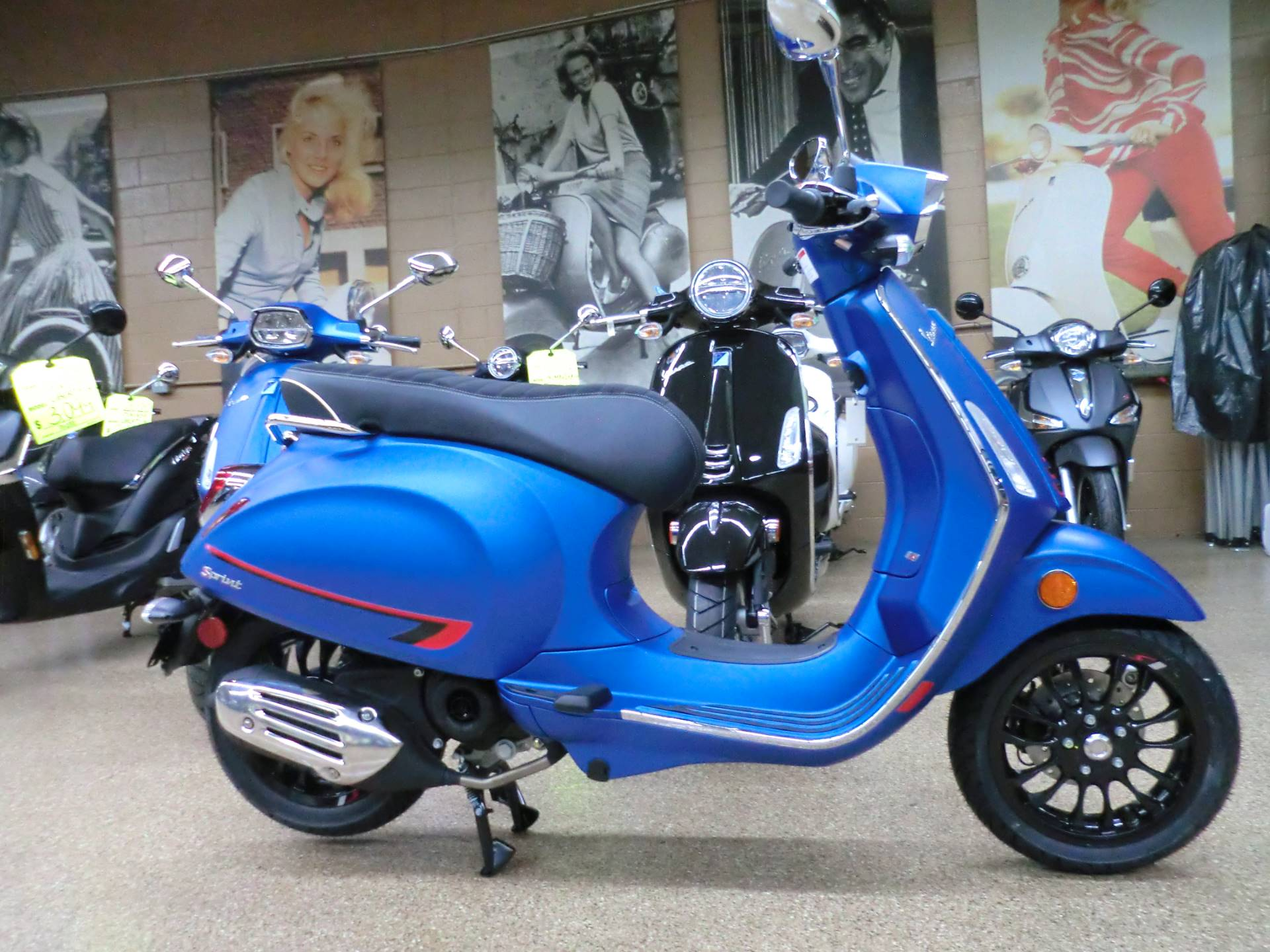 2020 Vespa Sprint 50 Sport in Downers Grove, Illinois - Photo 6