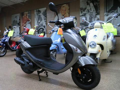 2015 Genuine Scooters Buddy 125 in Downers Grove, Illinois