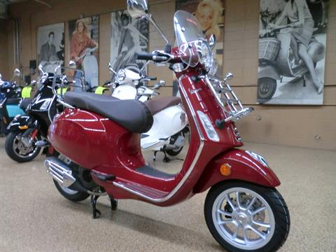 2019 Vespa Primavera 150 Touring in Downers Grove, Illinois