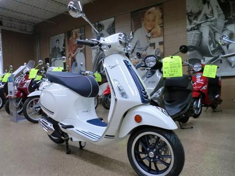 2020 Vespa Primavera 50 Yacht Club in Downers Grove, Illinois