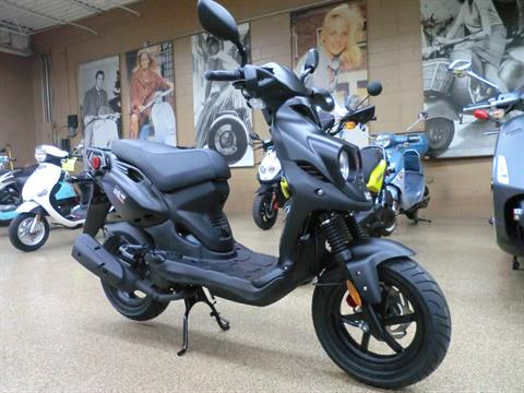 2019 Genuine Scooters Roughhouse 50 Sport in Downers Grove, Illinois - Photo 1