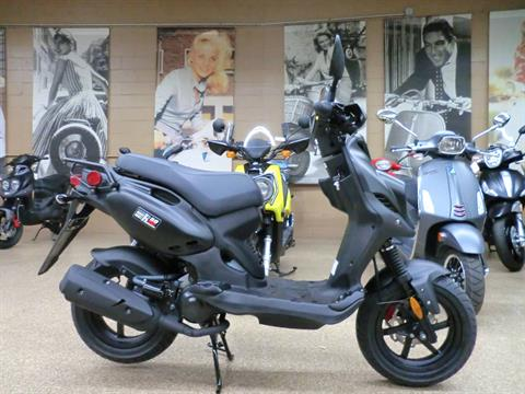 2019 Genuine Scooters Roughhouse 50 Sport in Downers Grove, Illinois - Photo 6