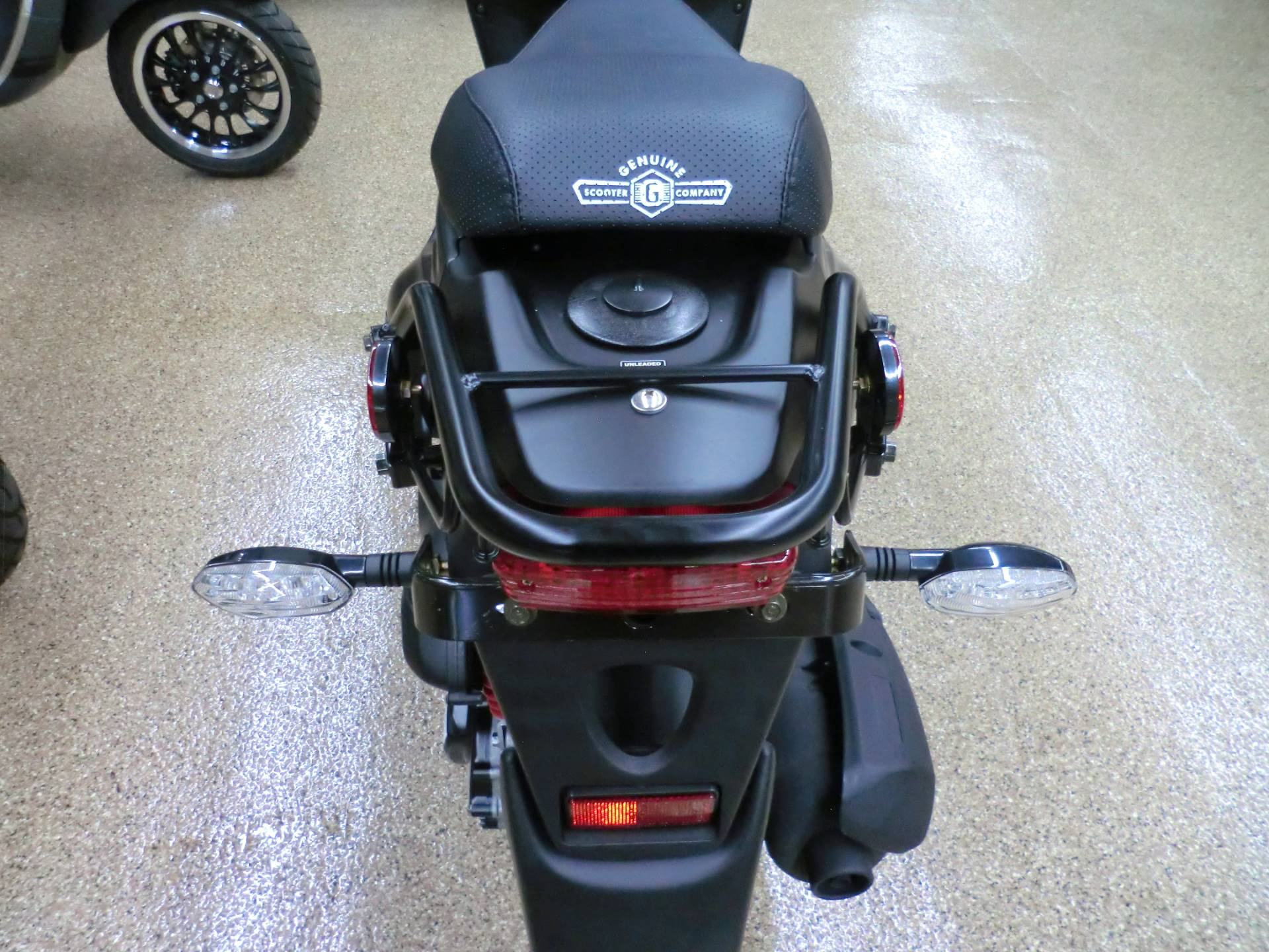 2019 Genuine Scooters Roughhouse 50 Sport in Downers Grove, Illinois - Photo 5