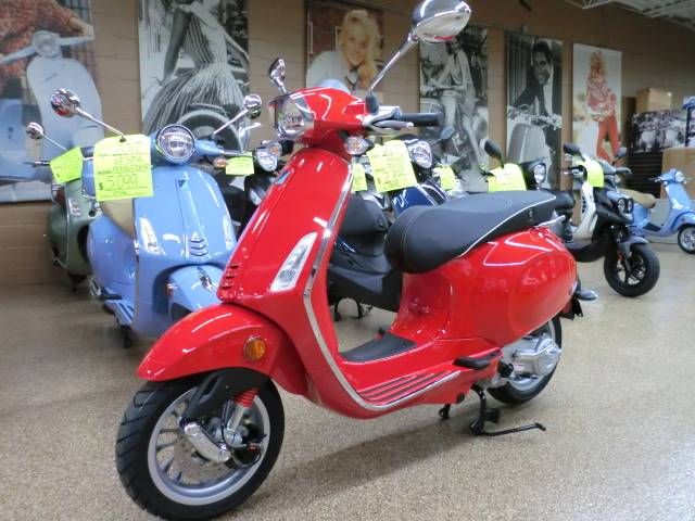 2017 Vespa Sprint 50 in Downers Grove, Illinois