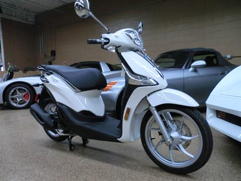 2021 Piaggio Liberty 150 in Downers Grove, Illinois - Photo 1