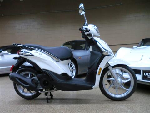 2021 Piaggio Liberty 150 in Downers Grove, Illinois - Photo 6