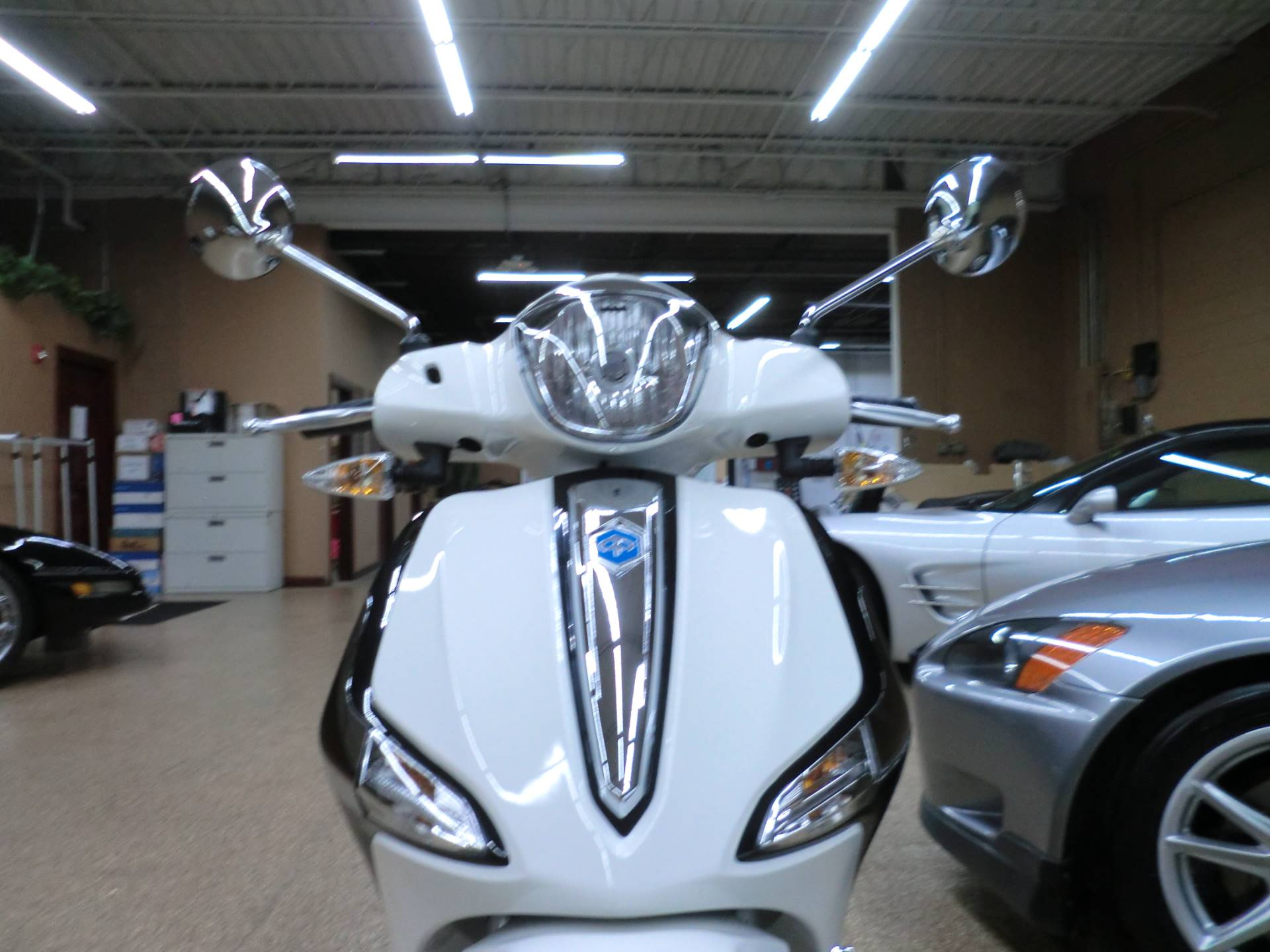 2021 Piaggio Liberty 150 in Downers Grove, Illinois - Photo 2