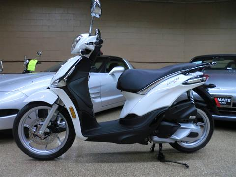 2021 Piaggio Liberty 150 in Downers Grove, Illinois - Photo 4