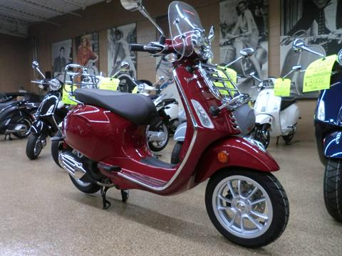 2020 Vespa Primavera 150 Touring in Downers Grove, Illinois - Photo 1