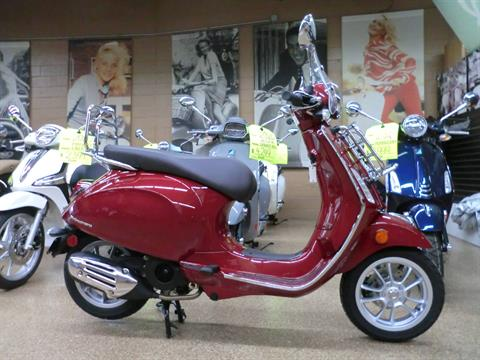 2020 Vespa Primavera 150 Touring in Downers Grove, Illinois - Photo 6