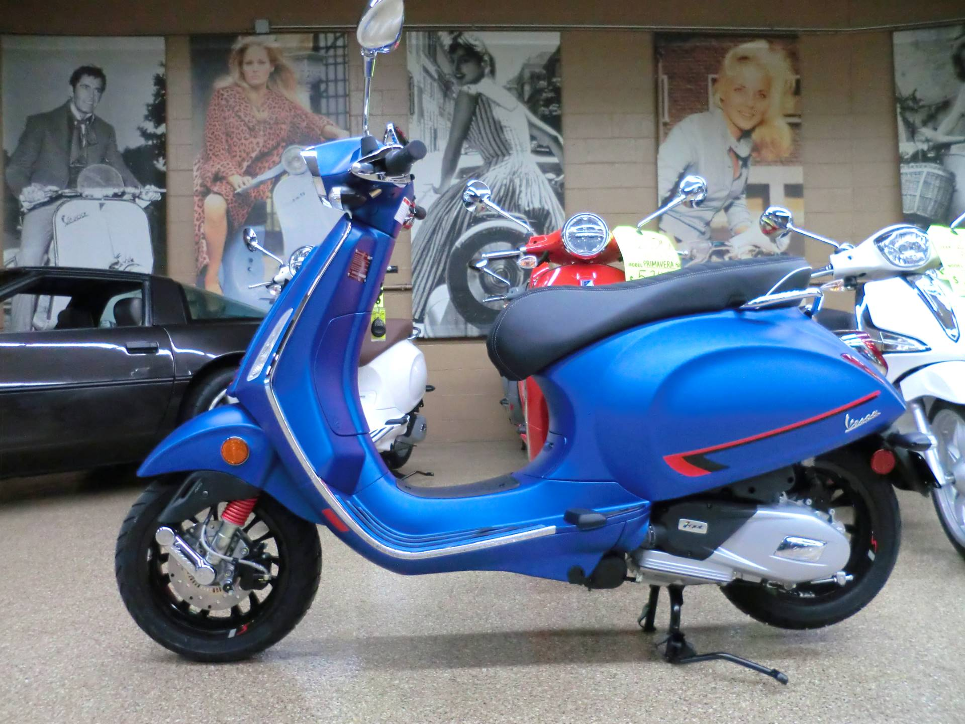 2020 Vespa Sprint 150 Sport in Downers Grove, Illinois - Photo 4