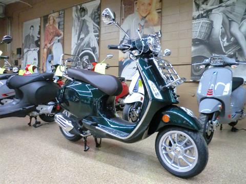 2020 Vespa Primavera 50 Touring in Downers Grove, Illinois - Photo 1