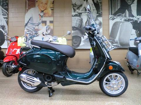 2020 Vespa Primavera 50 Touring in Downers Grove, Illinois - Photo 6