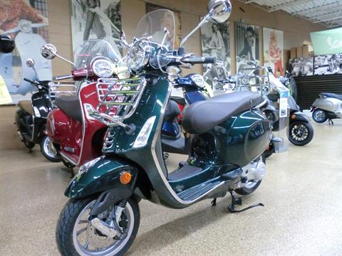 2020 Vespa Primavera 50 Touring in Downers Grove, Illinois - Photo 3