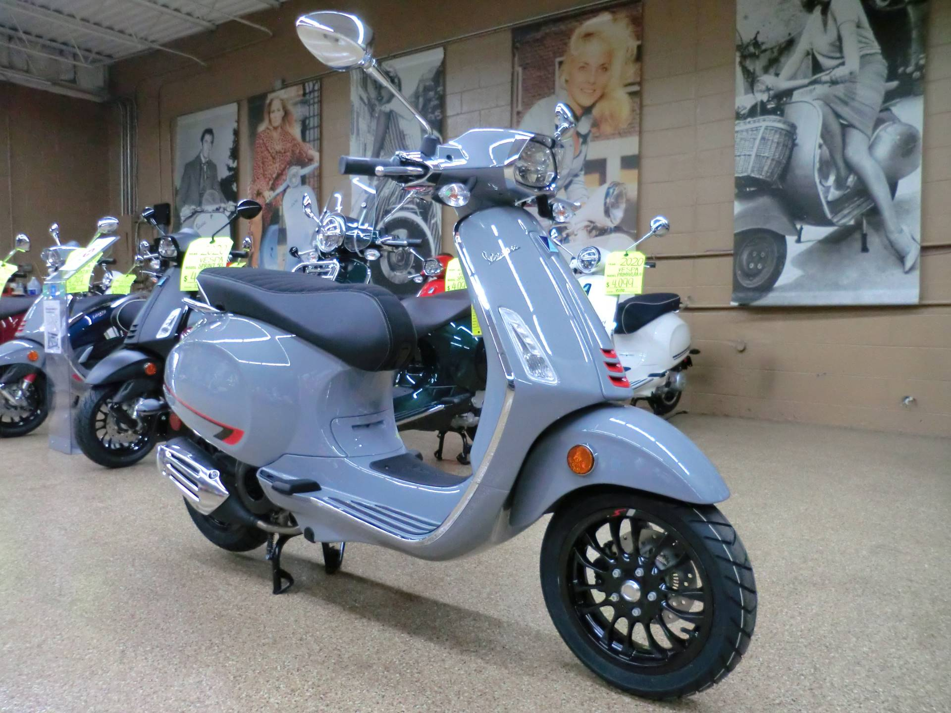 2020 Vespa Sprint 150 Sport in Downers Grove, Illinois - Photo 1