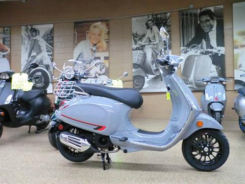2020 Vespa Sprint 150 Sport in Downers Grove, Illinois - Photo 8