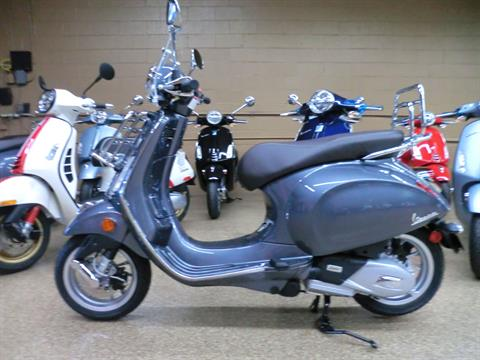 2021 Vespa Primavera 150 Touring in Downers Grove, Illinois - Photo 4