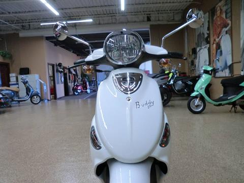 2021 Genuine Scooters Buddy 50 in Downers Grove, Illinois - Photo 2
