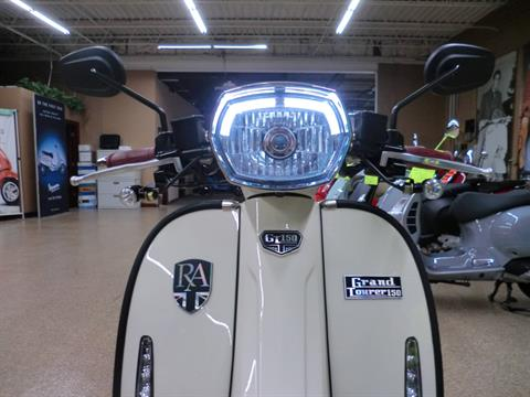 2020 Genuine Scooters Royal Alloy GT150 in Downers Grove, Illinois - Photo 3