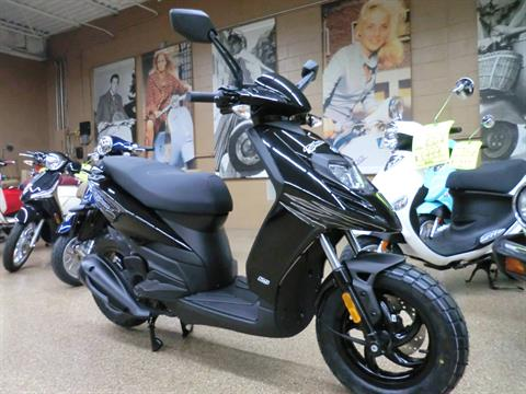 2020 Piaggio Typhoon 125 in Downers Grove, Illinois