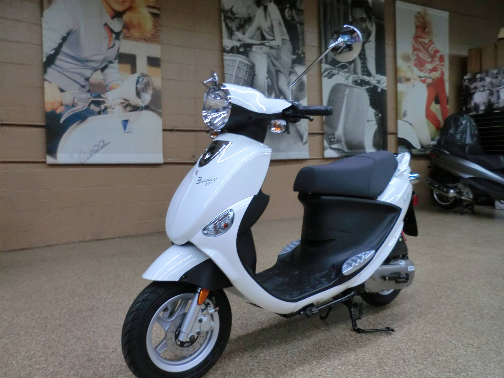 2020 Genuine Scooters Buddy 50 in Downers Grove, Illinois - Photo 3