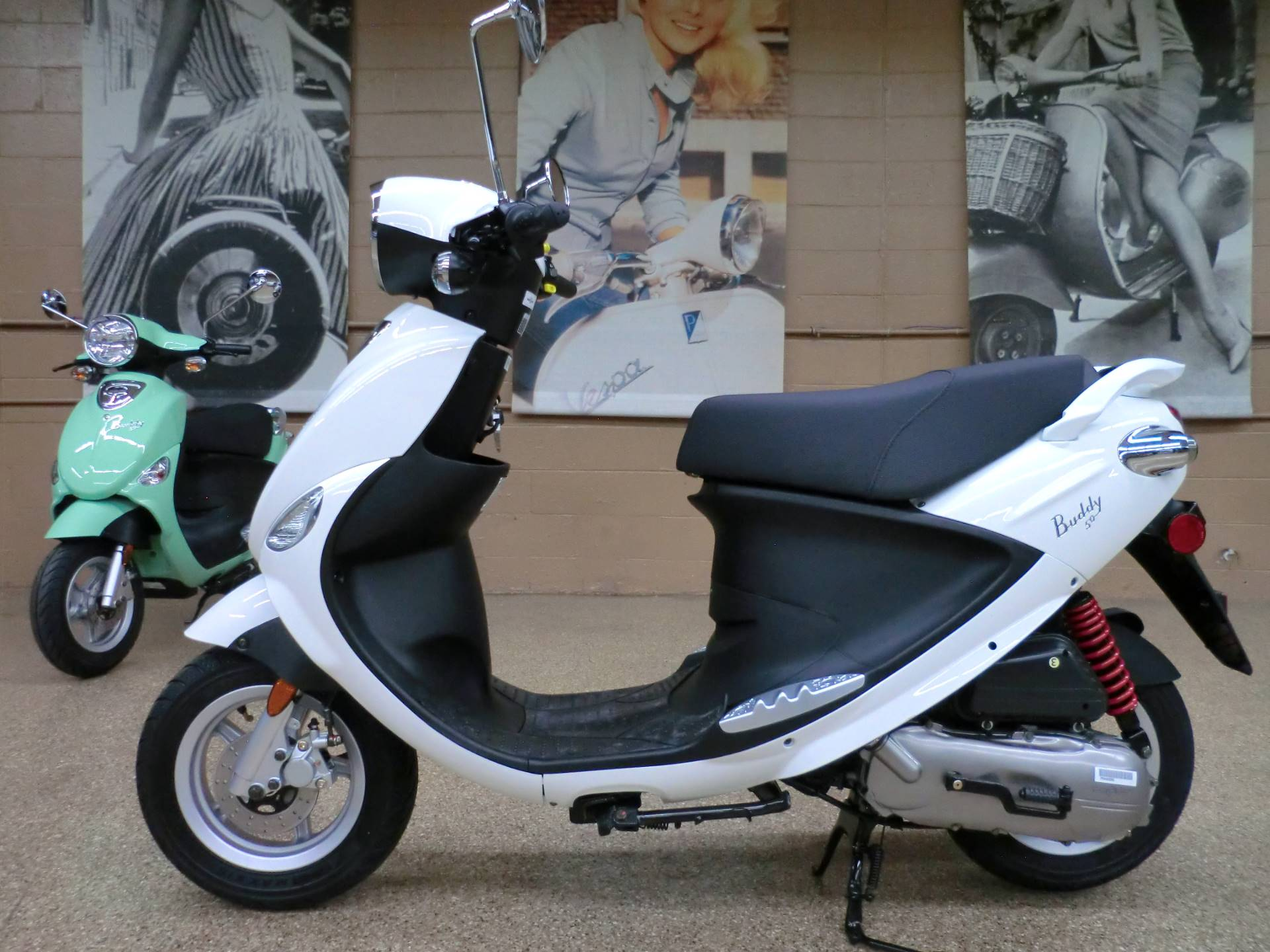 2020 Genuine Scooters Buddy 50 in Downers Grove, Illinois - Photo 4