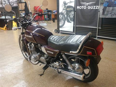 1982 Suzuki GS1100 in Downers Grove, Illinois