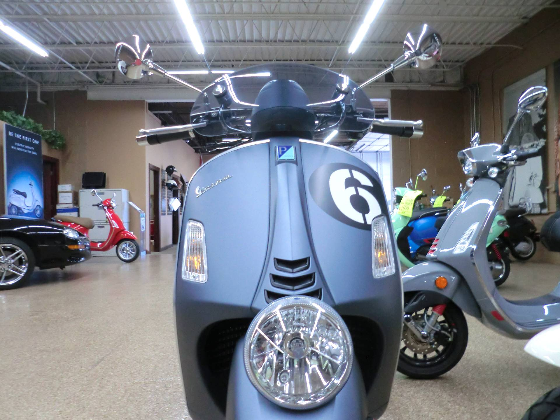 2020 Vespa GTV 300 HPE Sei Giorni in Downers Grove, Illinois - Photo 2
