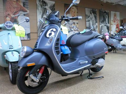 2020 Vespa GTV 300 HPE Sei Giorni in Downers Grove, Illinois - Photo 3