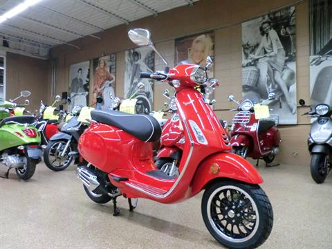 2020 Vespa Sprint 50 in Downers Grove, Illinois - Photo 1