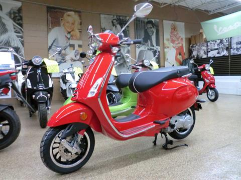 2020 Vespa Sprint 50 in Downers Grove, Illinois - Photo 3