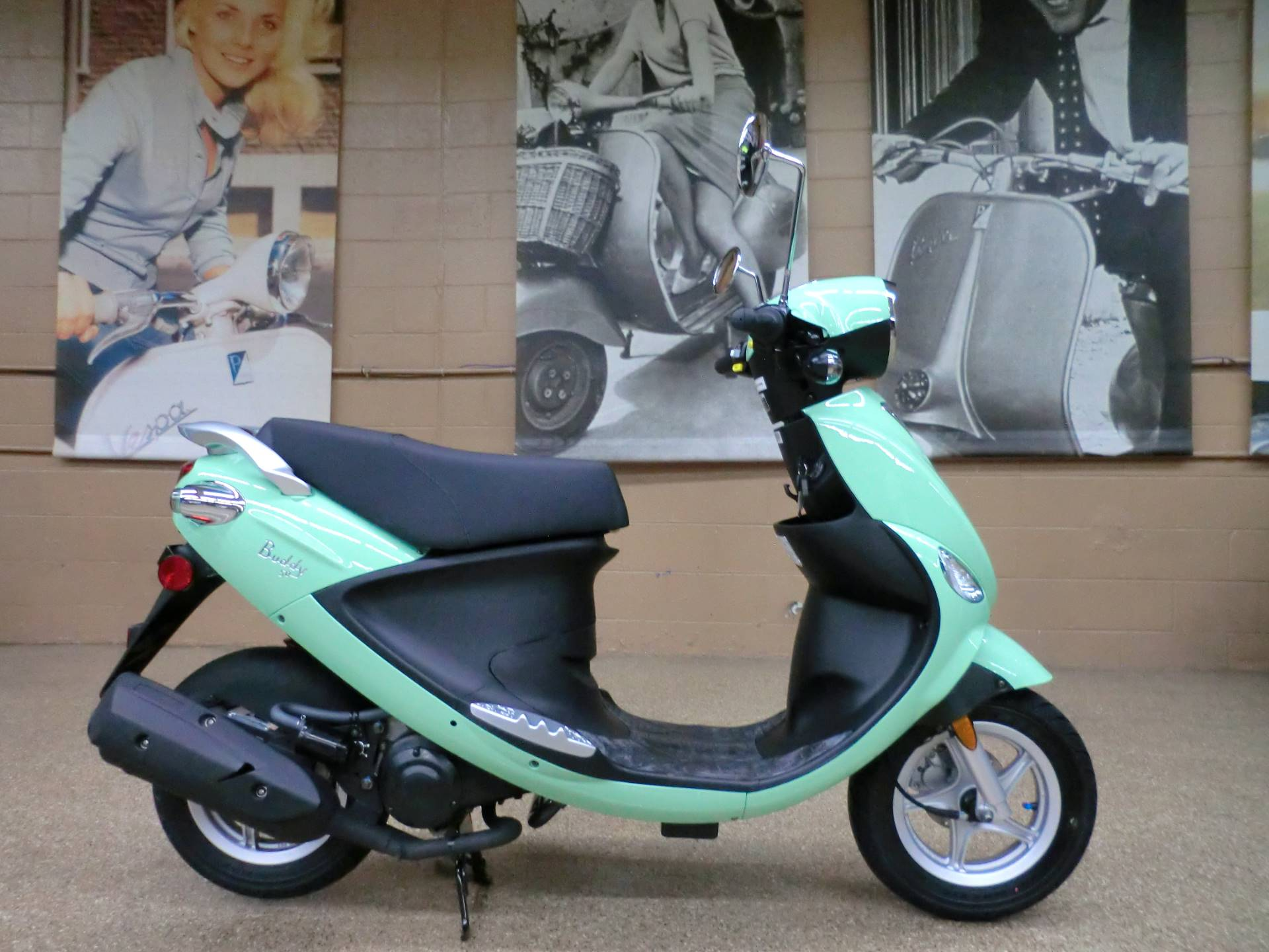 2020 Genuine Scooters Buddy 50 in Downers Grove, Illinois - Photo 6