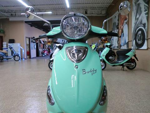 2020 Genuine Scooters Buddy 50 in Downers Grove, Illinois - Photo 2