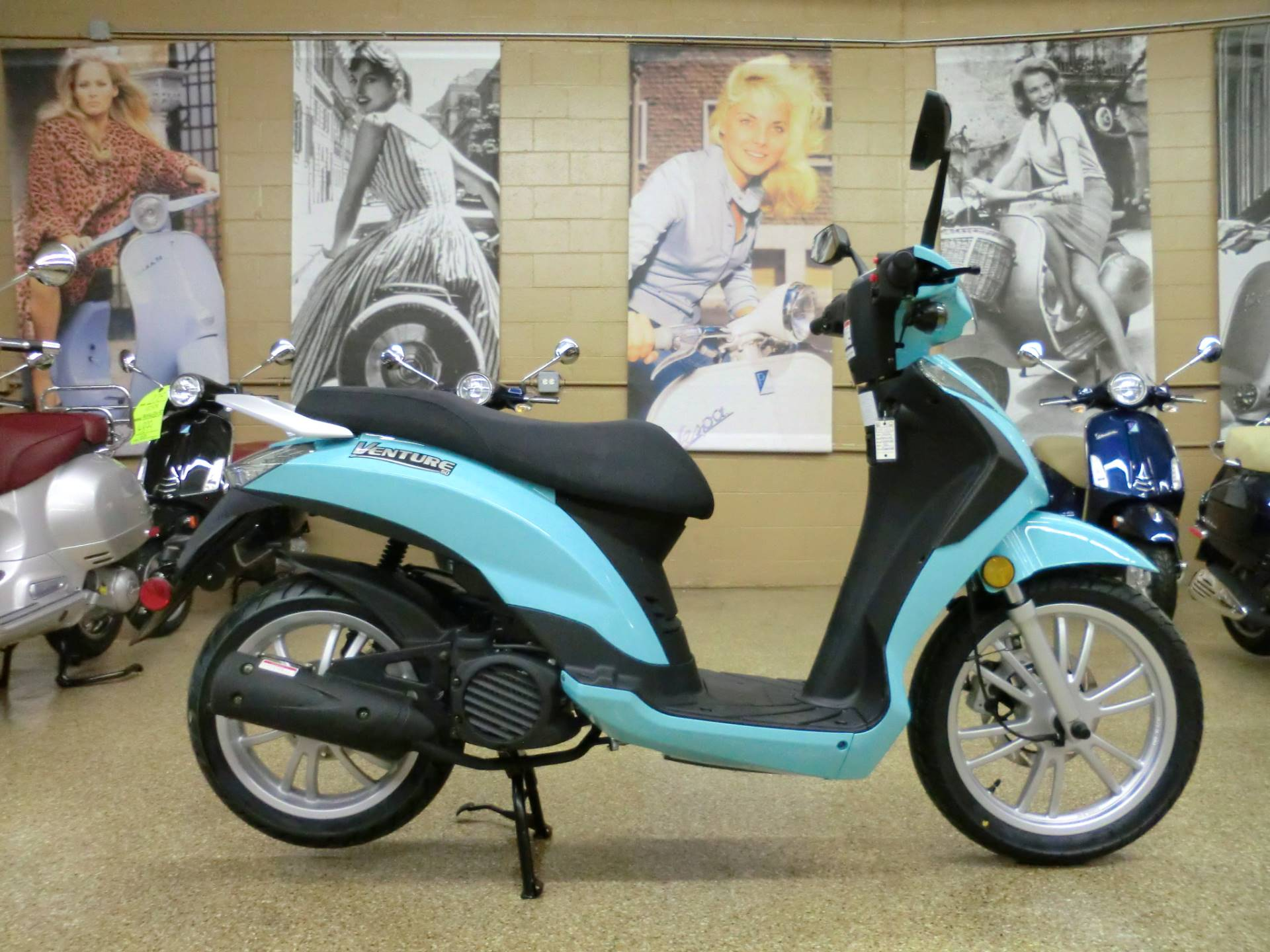 2017 Genuine Scooters Venture 50 in Downers Grove, Illinois
