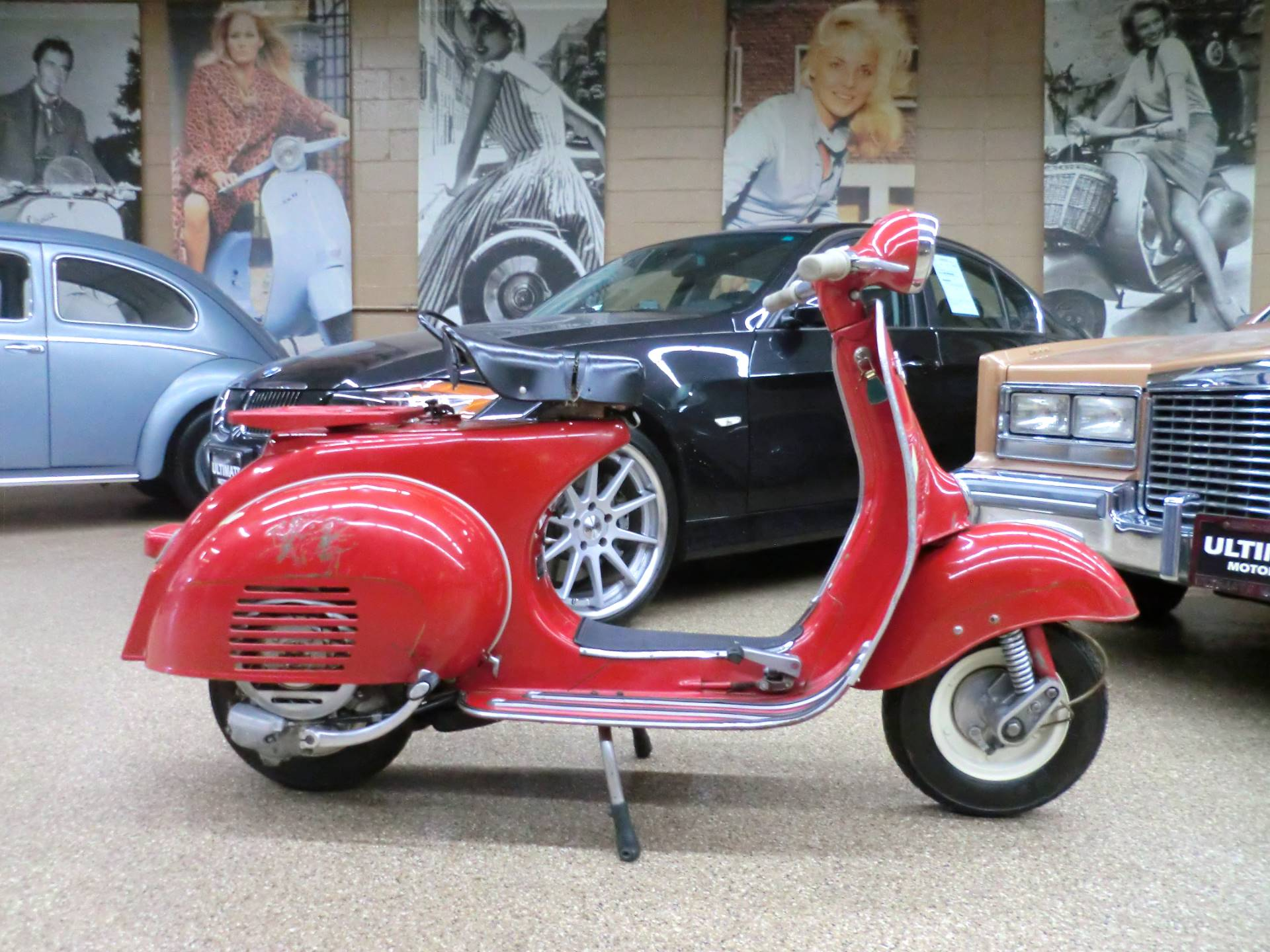 1964 Vespa Allstate in Downers Grove, Illinois
