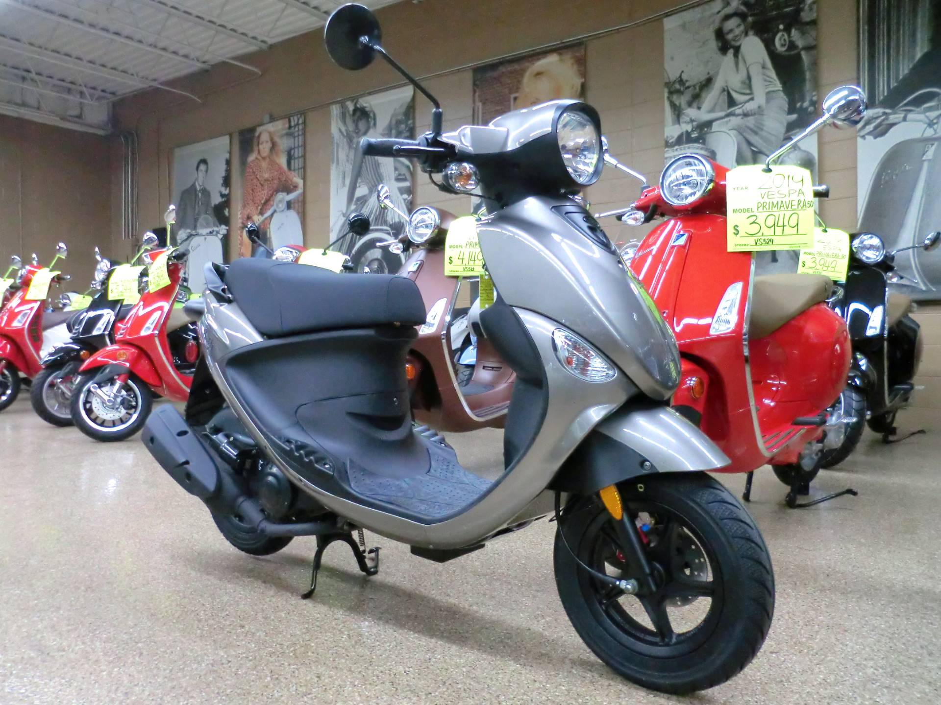 2019 Genuine Scooters Buddy 50 in Downers Grove, Illinois - Photo 1