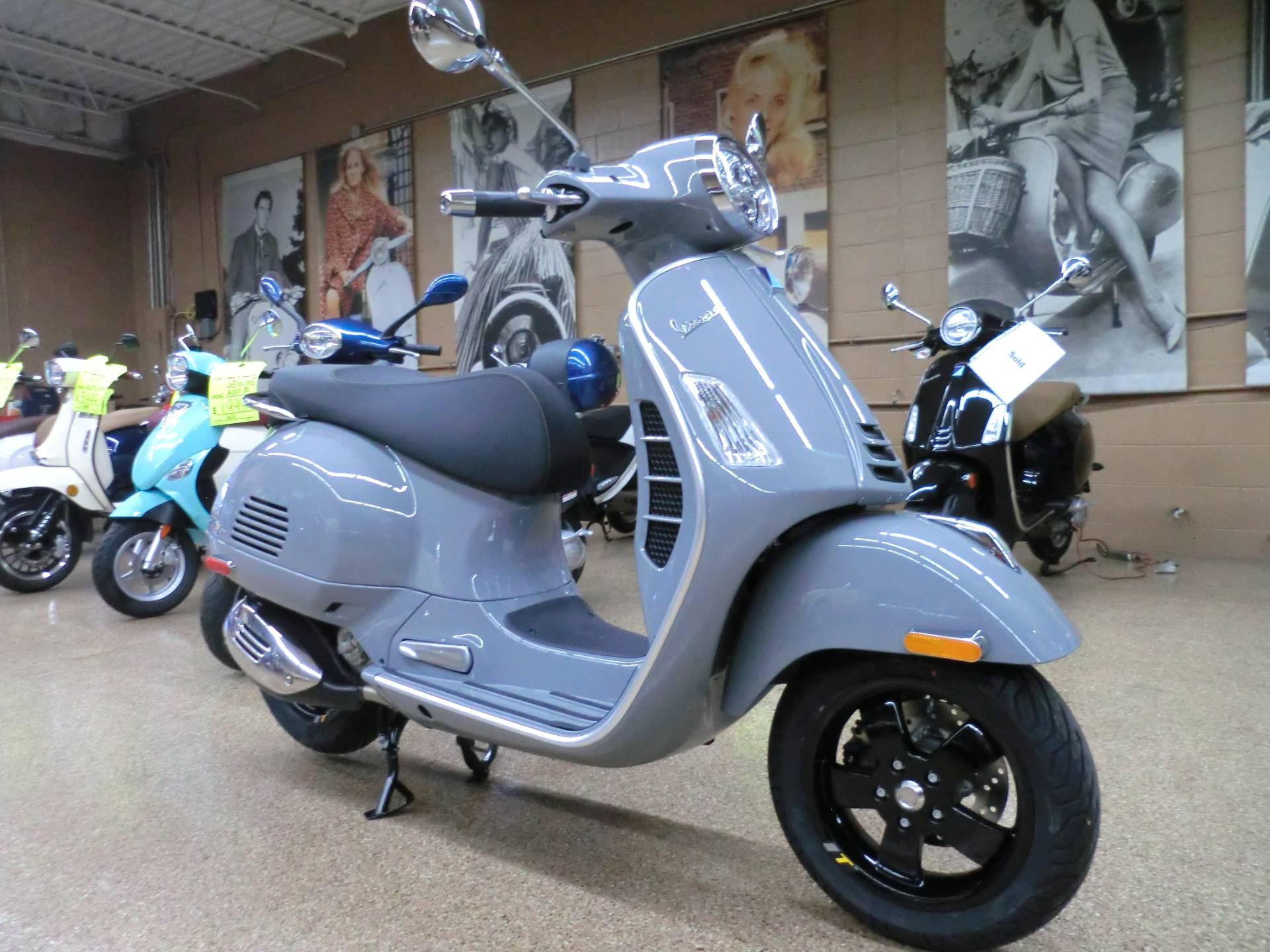2020 Vespa GTS Supertech 300 HPE in Downers Grove, Illinois - Photo 1