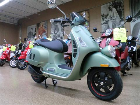 2019 Vespa GTV Sei Giorni in Downers Grove, Illinois