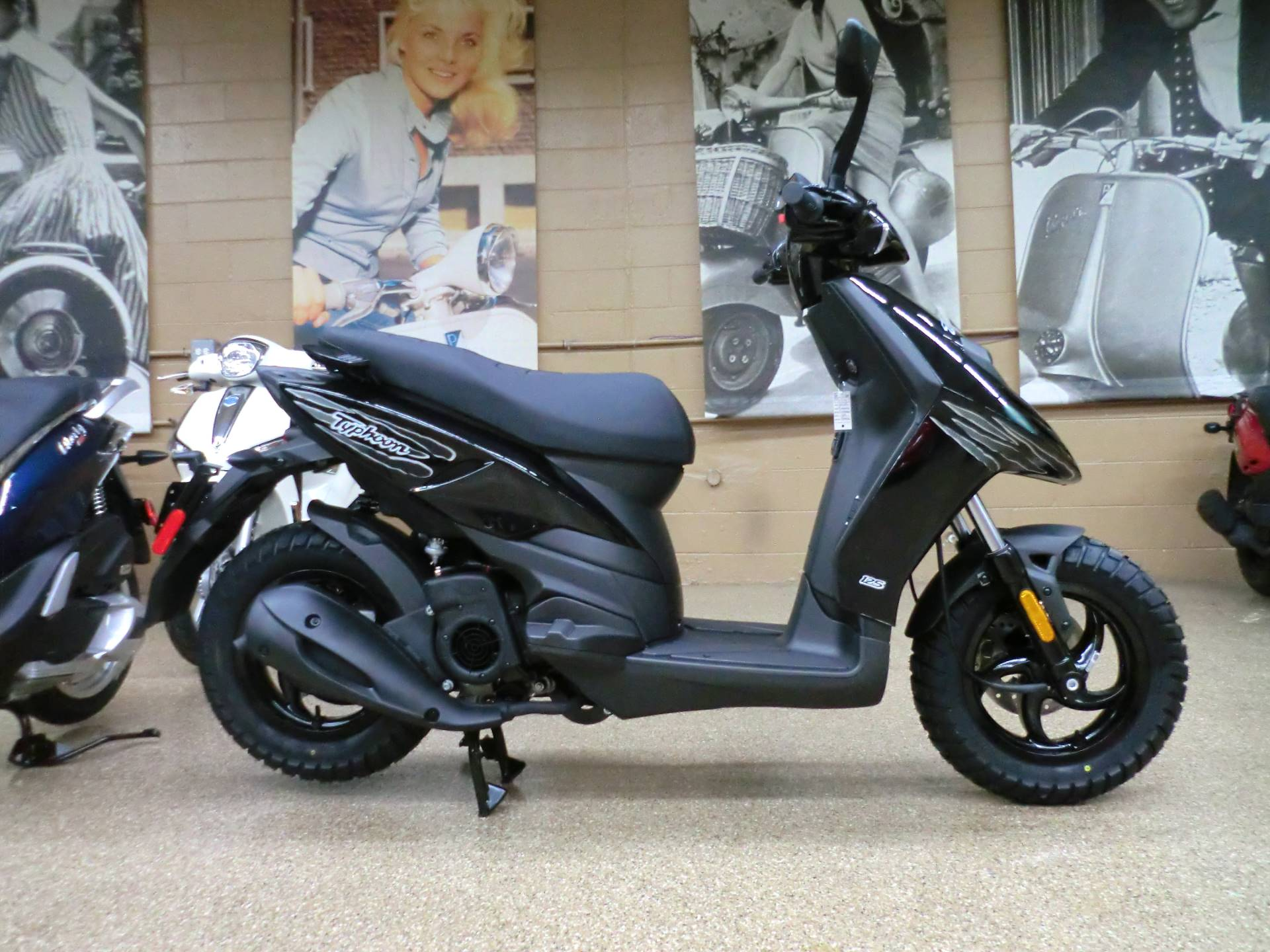 2018 Piaggio Typhoon 125 in Downers Grove, Illinois