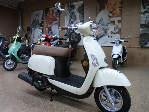 2020 Genuine Scooters Buddy Kick 125 in Downers Grove, Illinois