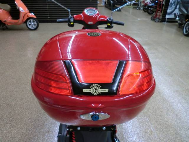 2012 Genuine Scooters Buddy 125 in Downers Grove, Illinois