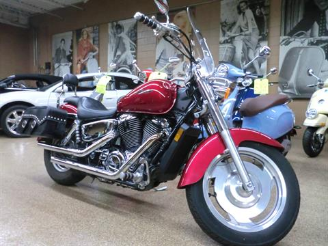 2004 Honda Shadow Sabre in Downers Grove, Illinois - Photo 1